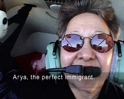 arya the perfect imigrant