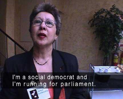 pilot and social democrat
